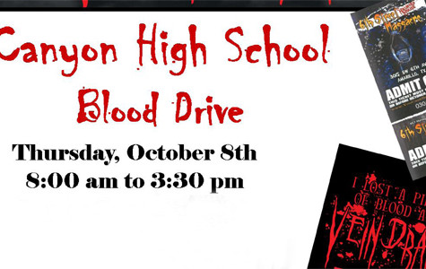 Blood drive scheduled for Thursday