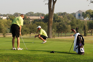 Golf team eyes upcoming tournaments