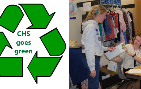 CHS begins recycling program