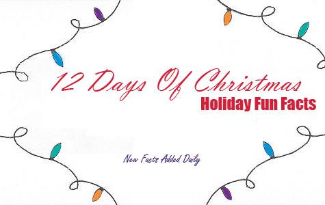 Twelve days of Christmas trivia