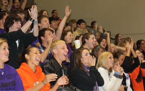 School plans Feb. 1 community pep rally
