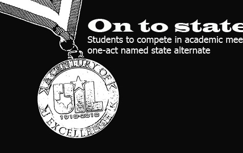 Students advance to State UIL Academic Meet
