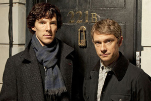 PBS brings 'Sherlock' into 21st century