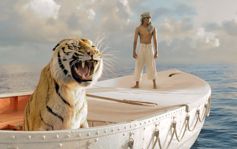 'Life of Pi' delivers visual feast