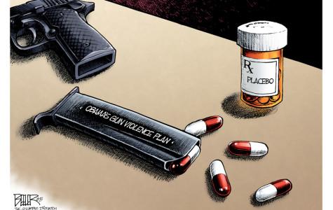 President's gun policy