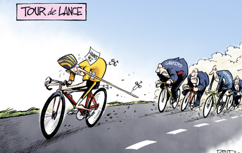 Lance Armstrong races to keep ahead of consequences