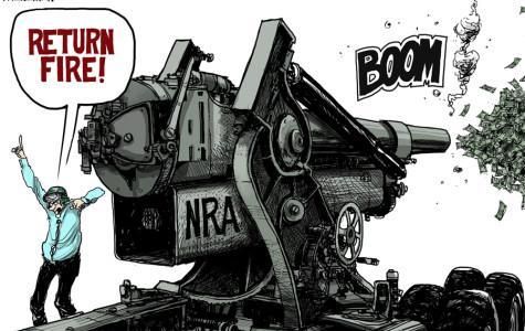 NRA fires back