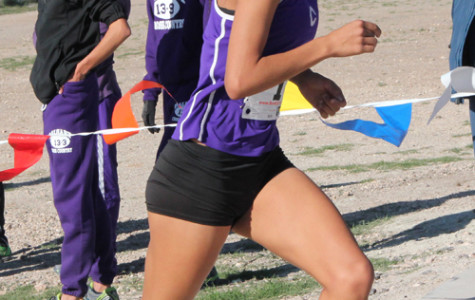 Cross country runner ready for regionals