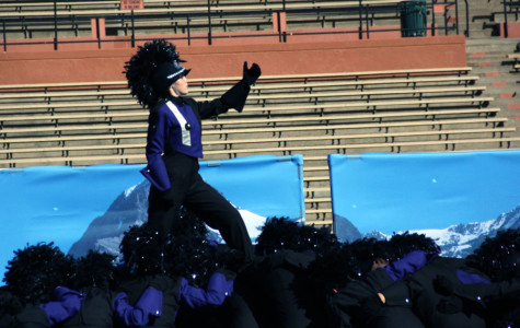 Band member recognizes role of sportsmanship in rivalries