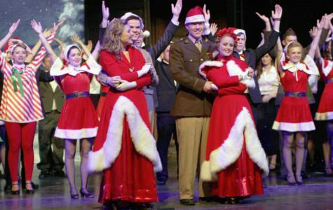 'White Christmas' to open Nov. 21-24