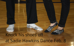 Class officers plan Feb. 8 Sadie Hawkins dance