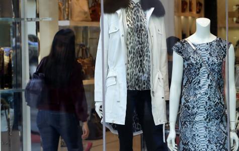 Mall encounter inspires reflection