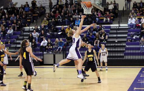 Lady Eagles end flawless district, head to playoffs Monday