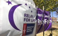 Team CHS forms for Relay for Life