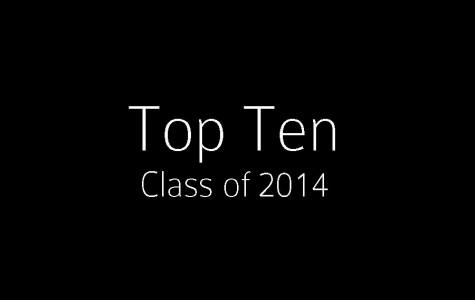 Top Ten Graduates