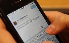 Twitter competition raises school spirit, awareness