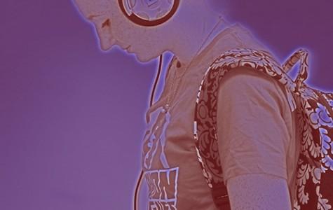 Headphones put social lives in treble