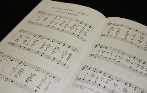 Choir Christmas concert this Sunday, Dec. 14
