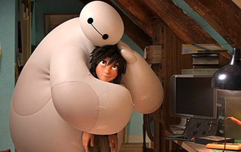 'Big Hero 6' big hit for all ages