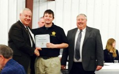 Four students graduate from Sheriff's Academy