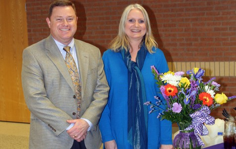 Boren named 2015 Teacher of the Year