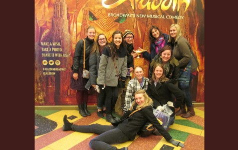 Broadway musical 'Aladdin' one jump ahead of the rest