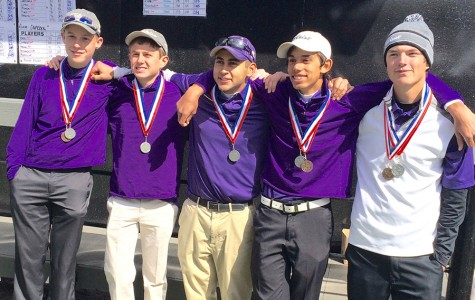 Regional tournament challenges boys golf team