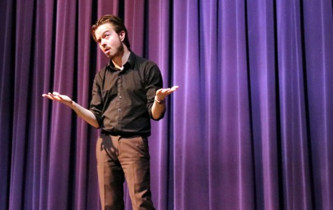 American Sign Language Honor Society to host comedy show April 15