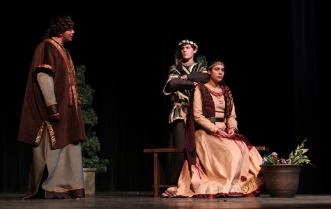 One-Act to perform 'Paolo and Francesca' tonight