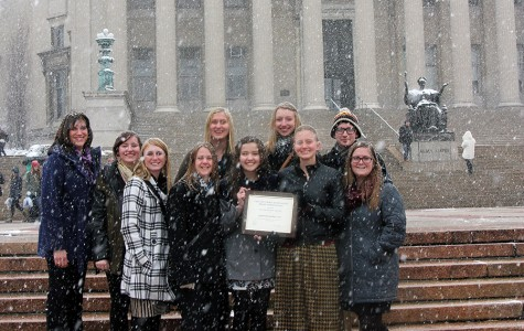 CSPA crowning moment of trip