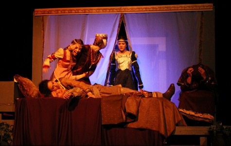 One-Act play to compete at area contest Thursday