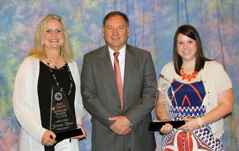 Boren named CISD Secondary Teacher of the Year