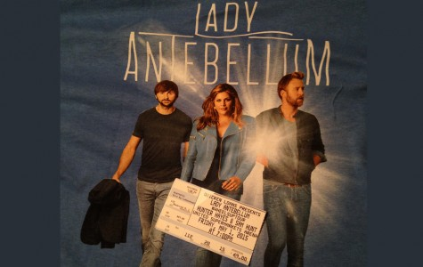 Lady Antebellum, Sam Hunt, Hunter Hayes 'Own The Night' in Lubbock