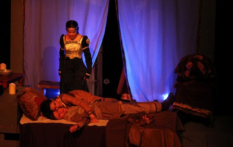 One-act play steps out of the shadows to advance with classic story