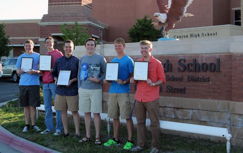 Student Council scores five awards at convention