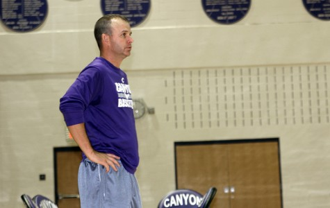 Basketball coach brings extensive experience to Canyon High