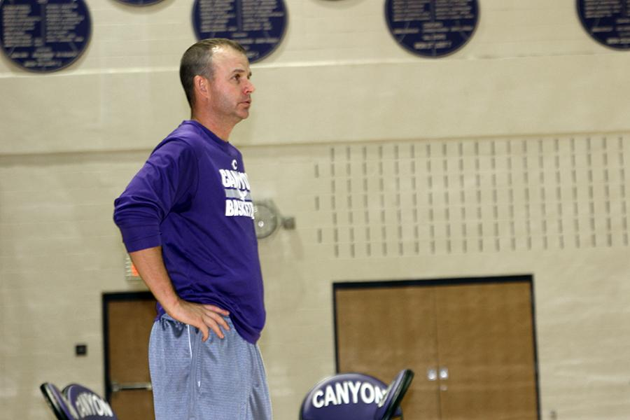 Travis Schulte is the head boys' basketball coach and a health science teacher. He joined the staff in late spring of 2015.