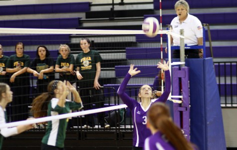 Volleyball team to face Tascosa after defeating Pampa, River Road