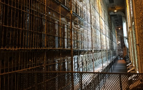 Ohio State Reformatory showcases setting for 'Shawshank Redeption'