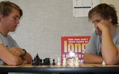 Chess Club meets Tuesdays, Thursdays