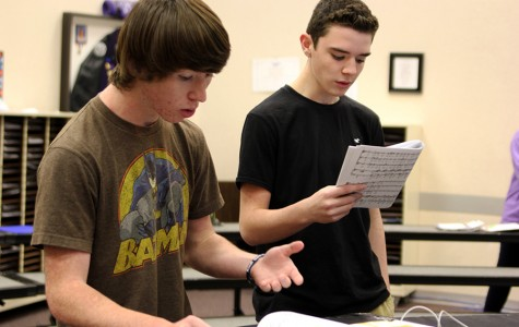17 students named to all-region choir