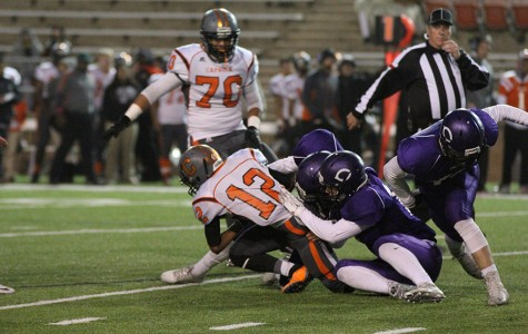 Varsity football to play in district championship
