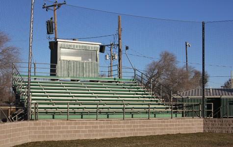 Field renovations to be complete before baseball season begins