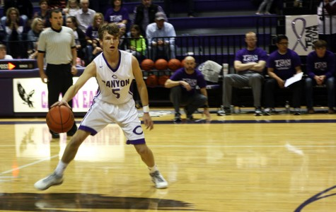 Varsity boys basketball to play Hereford in final district game