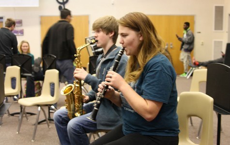 Senior, sophomore to perform with All-State Band