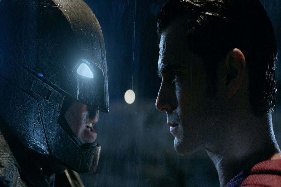 Ben+Affleck+and+Henry+Cavill+in+%26quot%3BBatman+vs.+Superman%3A+Dawn+of+Justice.%26quot%3B+%28Warner+Bros.+Entertainment+Inc.%29+Tribune+News+Service