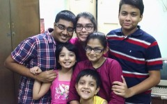 Junior blends Indian culture with life in America