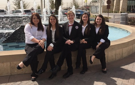 HOSA students advance to State Leadership Conference