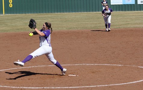 Softball team continues undefeated district run