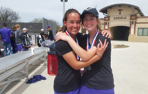 Tennis players to compete in regionals